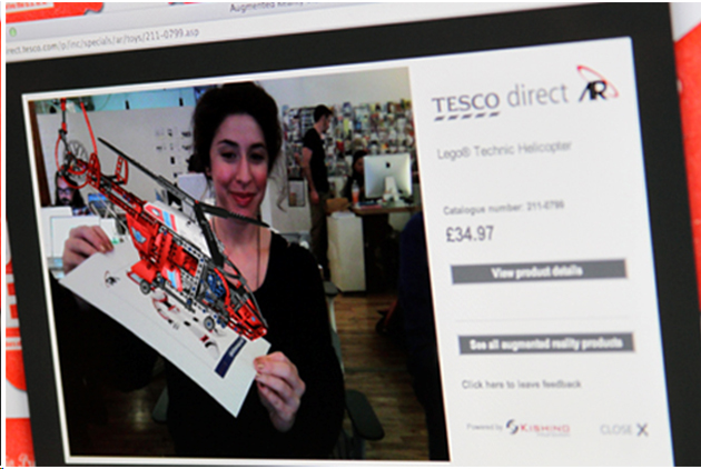 Tesca Direct Augmented Reality