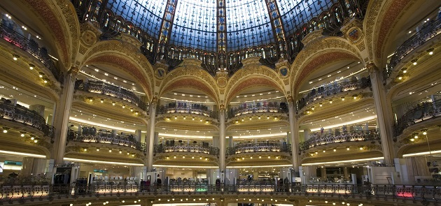 Click and collect - Galeries Lafayette