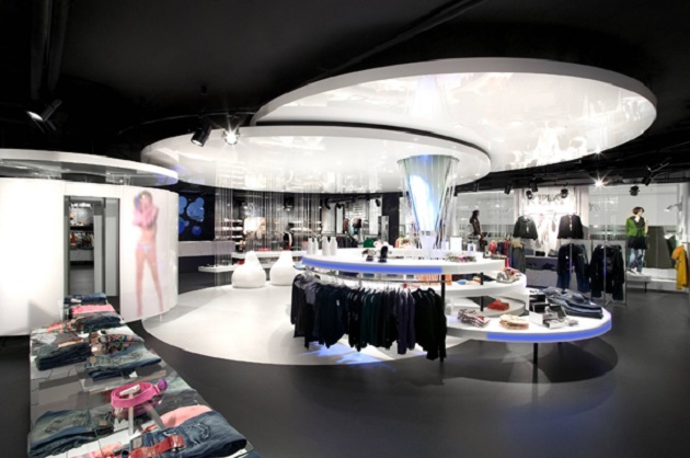 Galeries Lafayette - Click and collect
